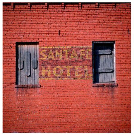 写真 Cottingham - Untitled VII (Santa Fe Hotel)