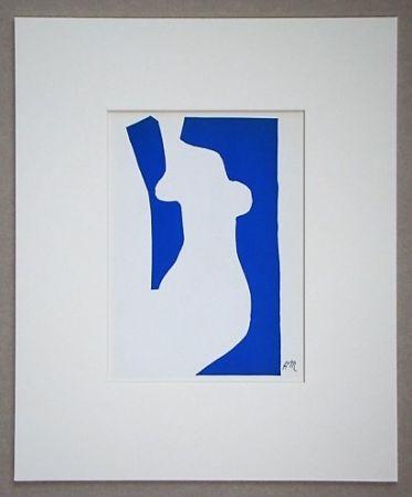 リトグラフ Matisse - Vénus - 1952