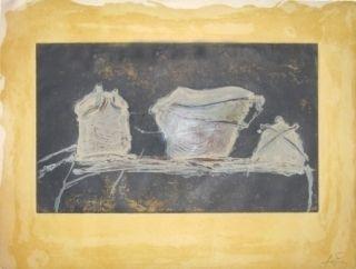 彫版 Tàpies - Vaisselle