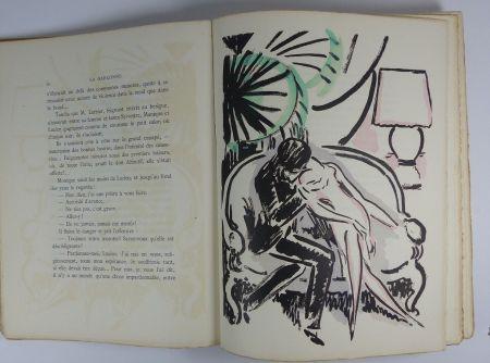 挿絵入り本 Van Dongen - [Van Dongen] Victor Margueritte. La Garçonne. Ex. sur Hollande