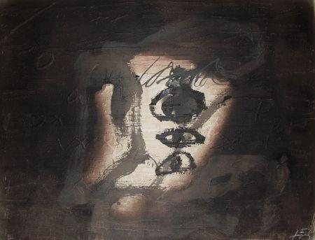 彫版 Tàpies - Variation