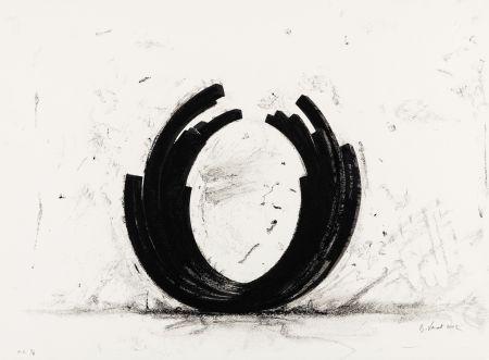 シルクスクリーン Venet - Variations on the Arc 01