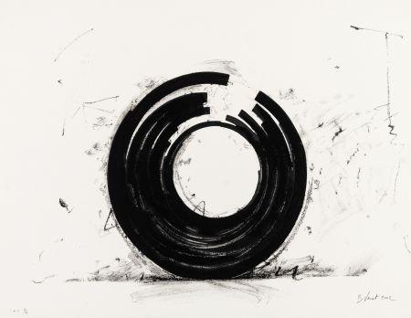 シルクスクリーン Venet - Variations on the Arc 02