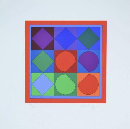 多数の Vasarely - Vega