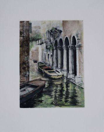エッチングと アクチアント Schibli - Venedig / Venice