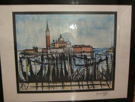 エッチング Buffet - Venice