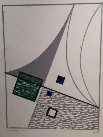 リトグラフ Veronesi - VERONESI