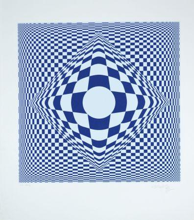 多数の Vasarely - Vertigo