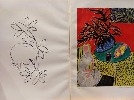 挿絵入り本 Matisse - Verve 21 22