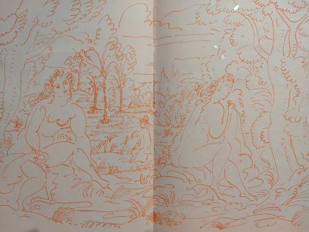 挿絵入り本 Matisse - Verve no 8