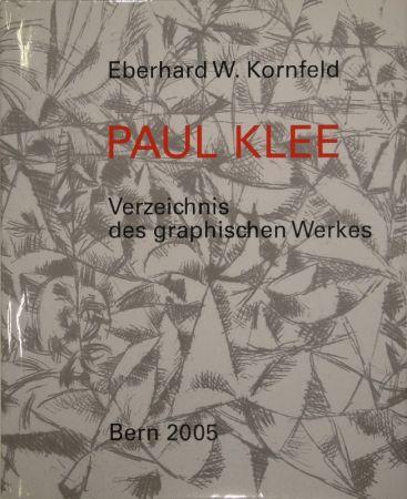 挿絵入り本 Klee - Verzeichnis des graphischen Werkes von Paul Klee