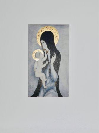 多数の Foujita - Vierge à l'enfant