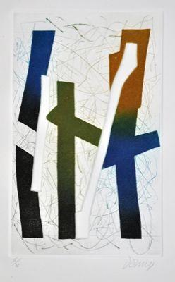 アクチアント Dorny - Visage d'ombre 3