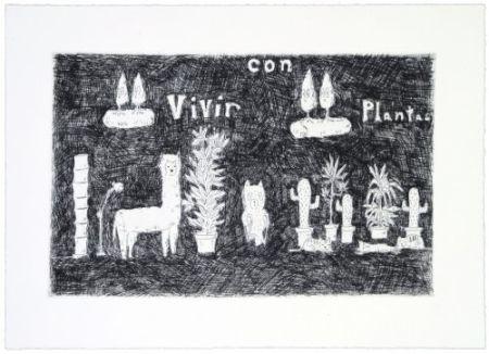 彫版 Kaga - Vivir con plantas