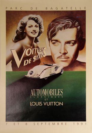 掲示 Razzia - Voitures de Stars Automobile et Louis Vuiton