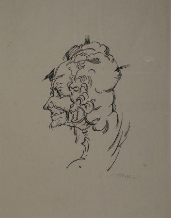 木版 Oppenheimer - Voltaire