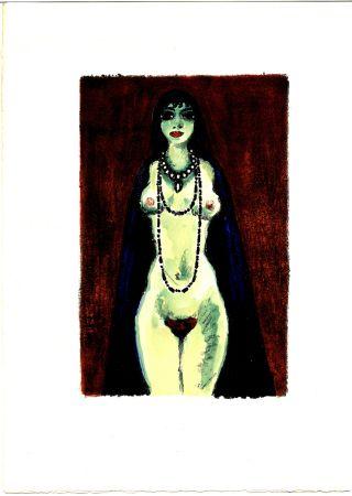 挿絵入り本 Van Dongen - Voltaire : LA PRINCESSE DE BABYLONE. 48 lithographies en couleurs (1948)