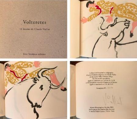 挿絵入り本 Viallat - Volteretes