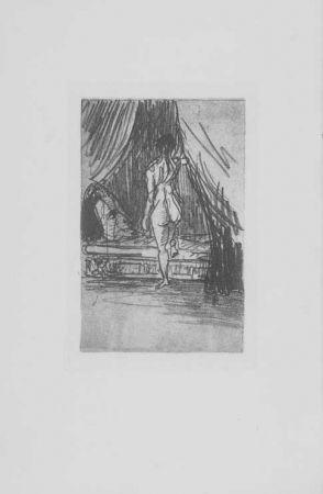 彫版 Redon - Volupté, fantome elastique