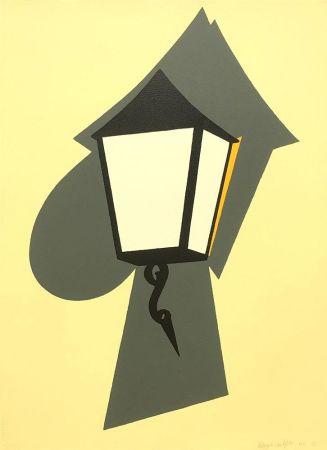シルクスクリーン Caulfield - Wall Lamp