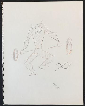 技術的なありません Cocteau - Weightlifter