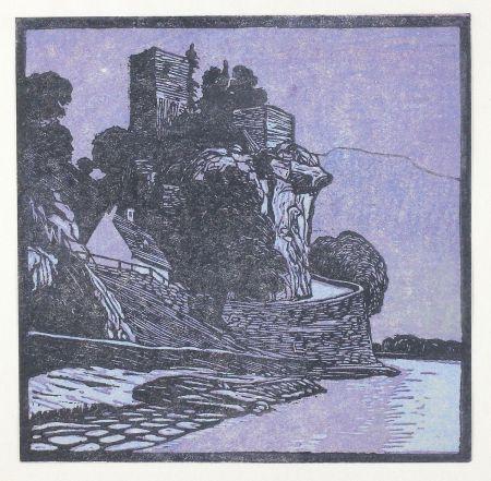 木版 Henneberg - Werfenstein