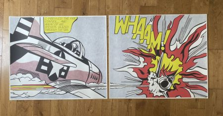 オフセット Lichtenstein - Whaam!