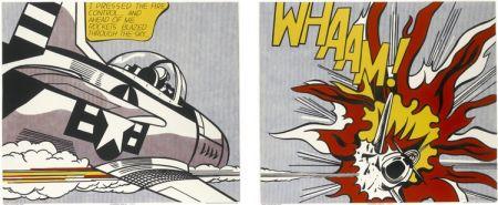 オフセット Lichtenstein - Whaam! (Corlett Appendix 7)