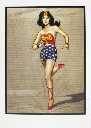 木版 Ramos - Wonder Woman