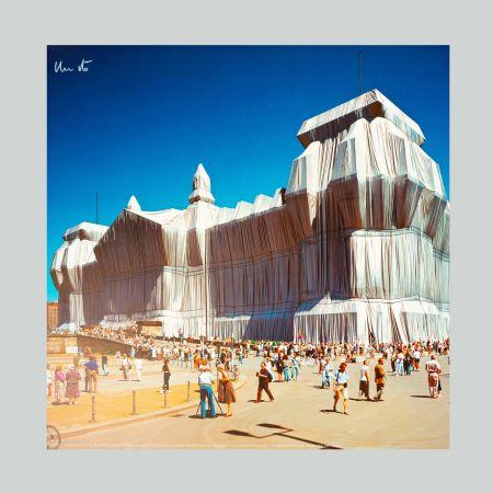 オフセット Christo - Wrapped Reichstag