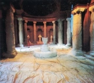 多数の Christo - Wrapped Vestibule, The art Gallery of New South Wales, Sydney, Australia, 1990