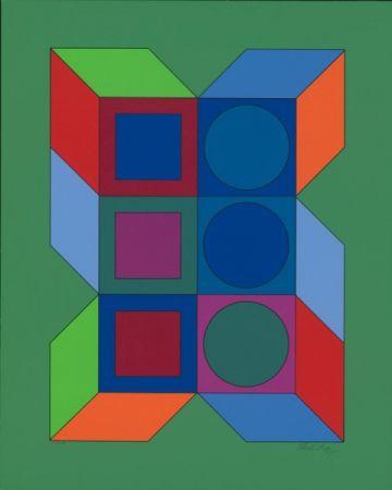 多数の Vasarely - XLV
