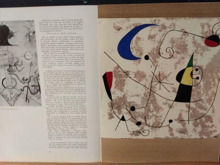 挿絵入り本 Miró - Xxe No 8