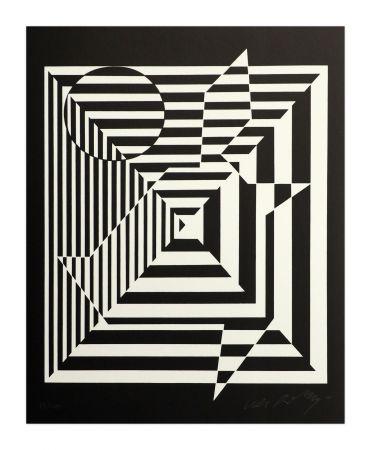 多数の Vasarely - Yablapour II