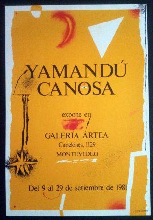 掲示 Canosa - Yamandú Canosa - Galeria Artea - Montevideo - 19