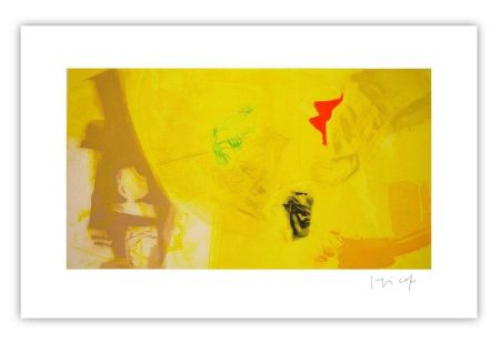 彫版 Capa - Yellow and colors