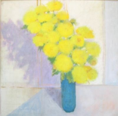 技術的なありません Portway - Yellow Flowers