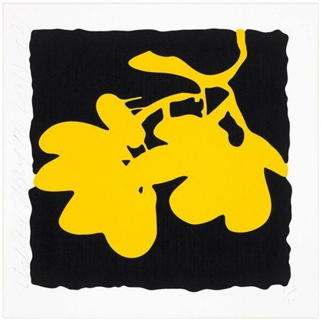 シルクスクリーン Sultan - Yellow, May 10, 2012