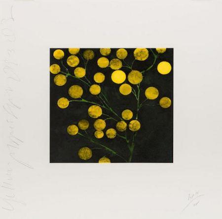 シルクスクリーン Sultan - Yellow Peppers