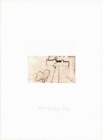 ポイントーセッシュ Beuys - Zirkulationszeit: Kreuz für Saturn
