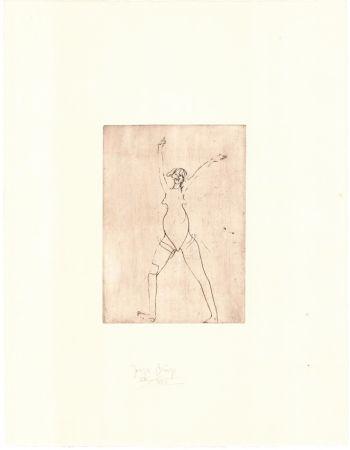 彫版 Beuys - Zirkulationszeit: Mädchen