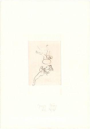 彫版 Beuys - Zirkulationszeit: Topfspiel