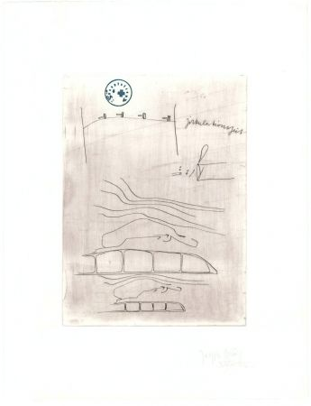 彫版 Beuys - Zirkulationszeit: Zirkulationszeit