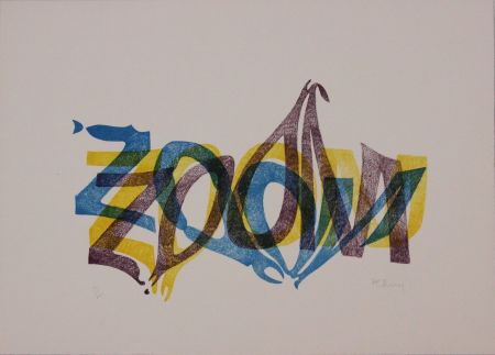 リトグラフ Bury - Zoom